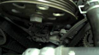 How to change a timing belt and water pump on a Honda Odyssey 3.5 Saturn Vue