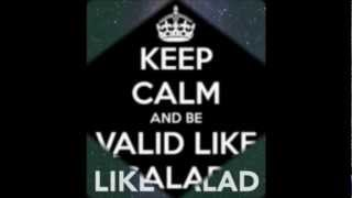 Valid Like Salad Official Song