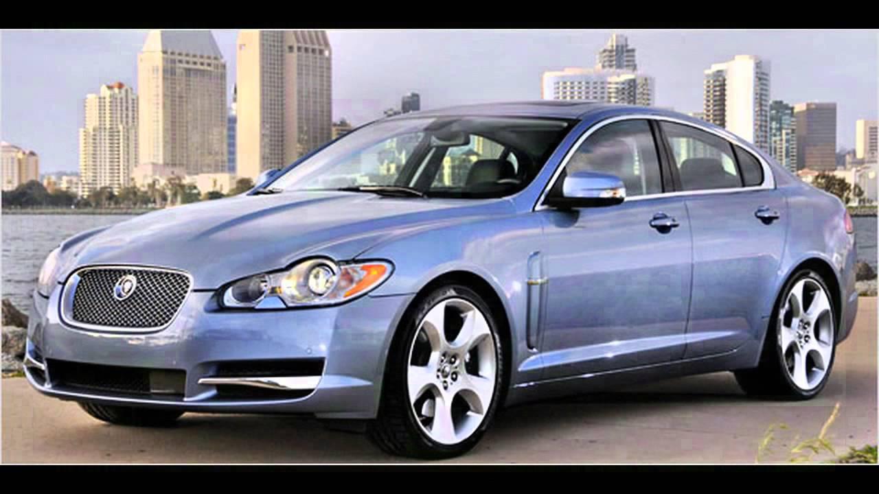 2010 Jaguar XF Supercharged - YouTube