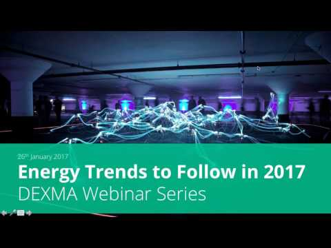 10 Energy Trends to Follow in 2017