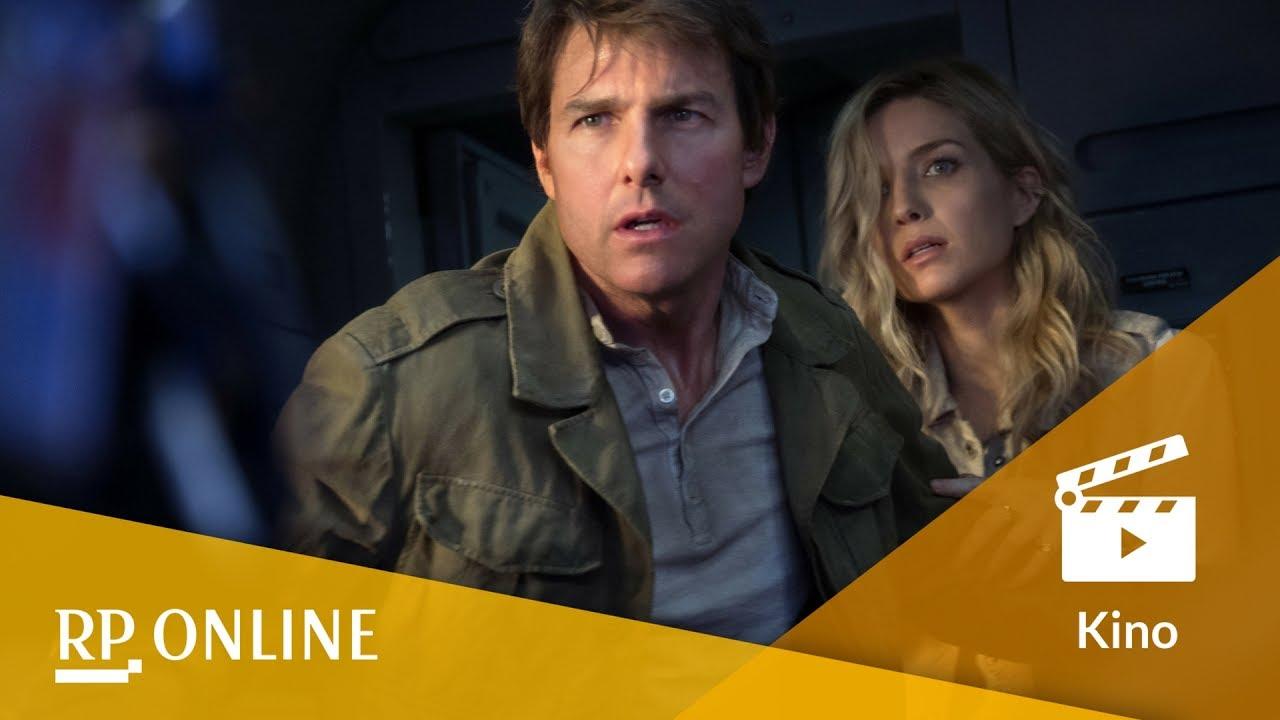 Die Mumie Wie Schlägt Sich Tom Cruise Im Neuen Action Abenteuer