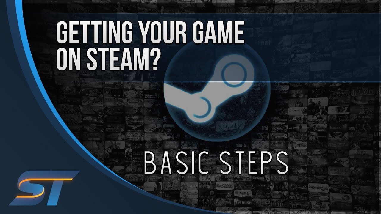 How to get your game on Steam Direct? by SpeedTutor