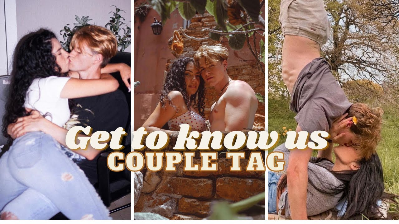Q&A   Get To Know Us: COUPLE TAG (embarrassing stories, biggest arguments, etc.)   Andrea & Lewis