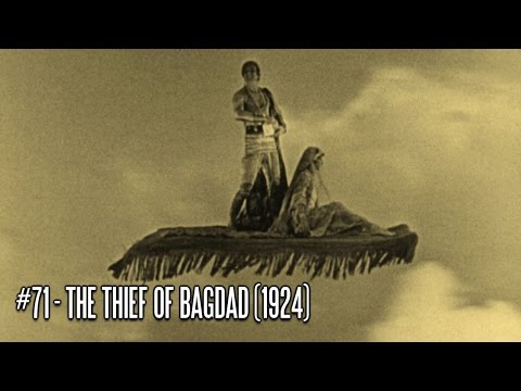 EFC II #71 - The Thief of Bagdad (1924)
