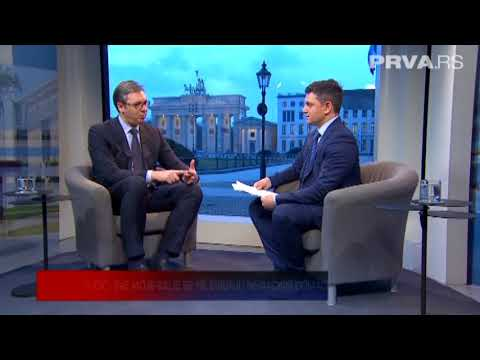 """Intervju sa predsednikom - """"Bez kompromisa sa Albancima bićemo poput Turske i MKD"""""""