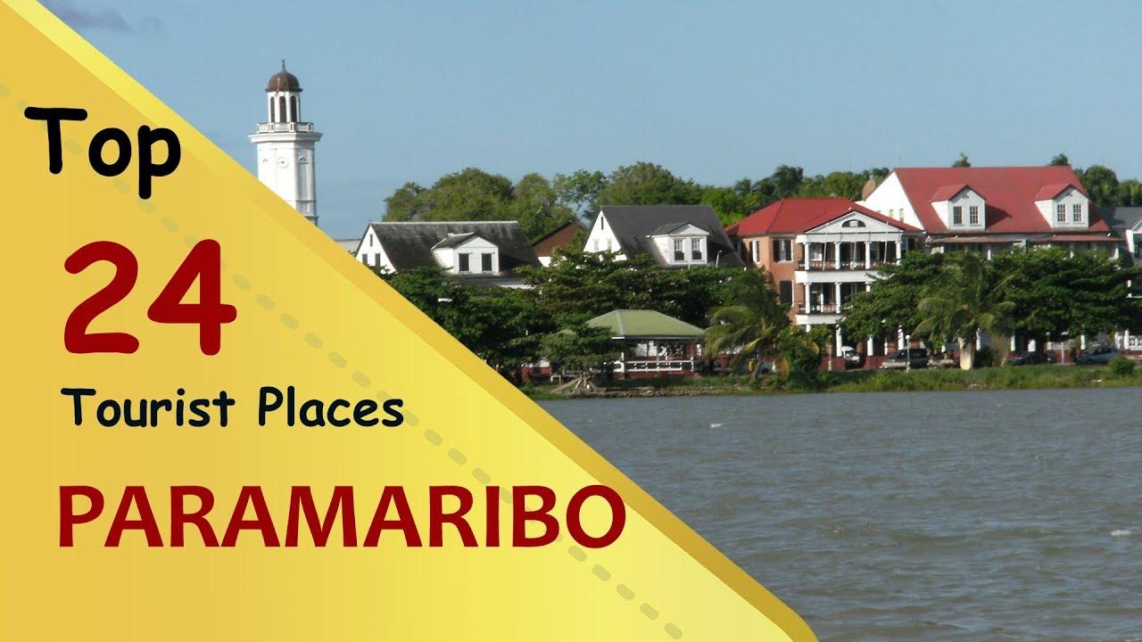 A Guide to Paramaribo, Suriname