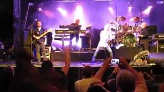 Magnum Sacred hour Live 2014 Hamburg Docks 12.5.2014