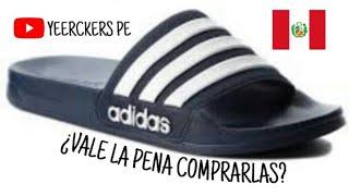 Unboxing Sandalias Adidas Adilette (Español)