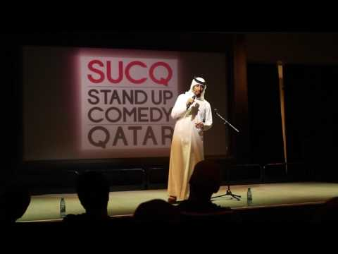 Stand up comedy Qatar - Traveling to Germany