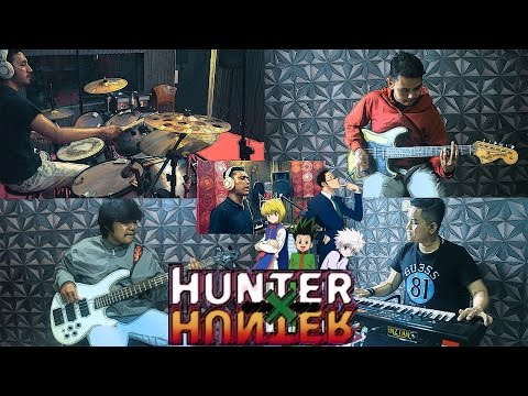 Opening Hunter X Hunter (Ohayou) ハンターハンター [おはよう] Cover by Sanca Records