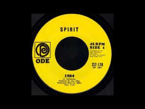 1970_406 - Spirit - 1984 - (45)(3.25)