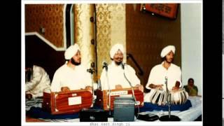 Bhai Sant Singh (Delhi) - Jagat Jalanda Rakh Le (Raag Malkauns)