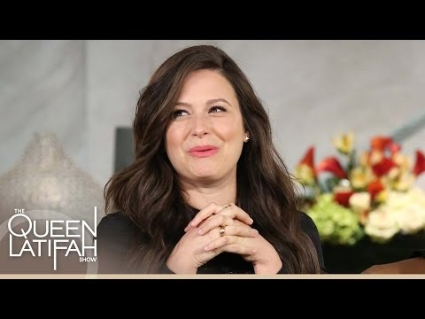 Katie Lowes Talks About Her BFF on
