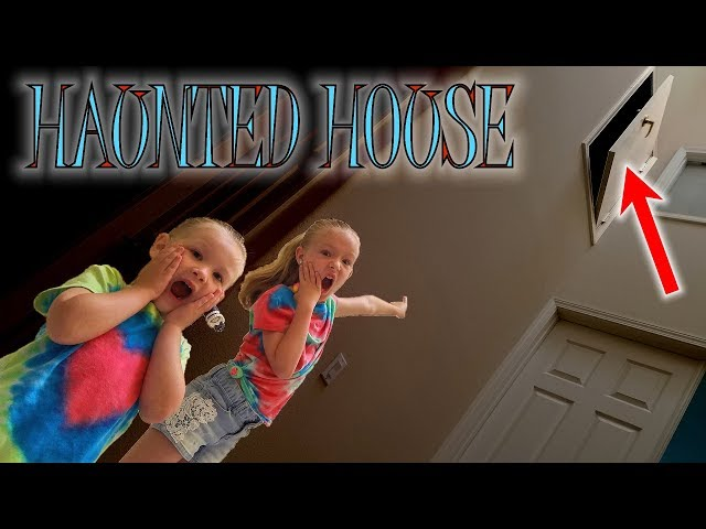Exploring Our New House  at 3AM!!! Real Haunted House?!?! (Pool Ghost)
