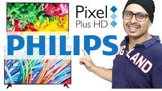 Philips 6100 and 6700 Series Philips TVs are Back with a Bang