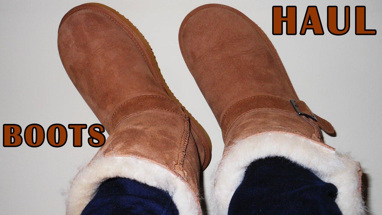 e5b21adcea5 Winter shoe haul: 2 pairs of new boots