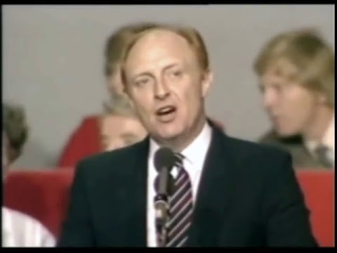 Neil Kinnock 1985 Conference Speech (Militant)
