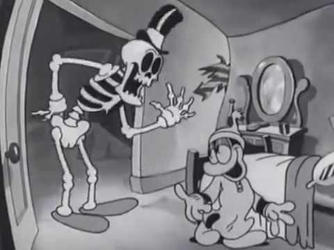 Flip the Frog   Spooks December 1931