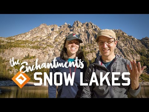 Backpacking the Enchantments - Snow Lakes - Episode 1
