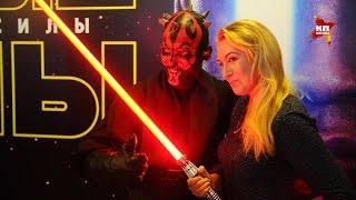 В Москве состоялась премьера фильма «Звёздные войны: Пробуждение силы»