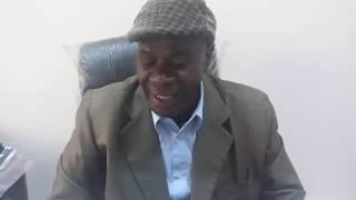 Mamadou Barry, le directeur régional de l'Enseignement technique et professionnel