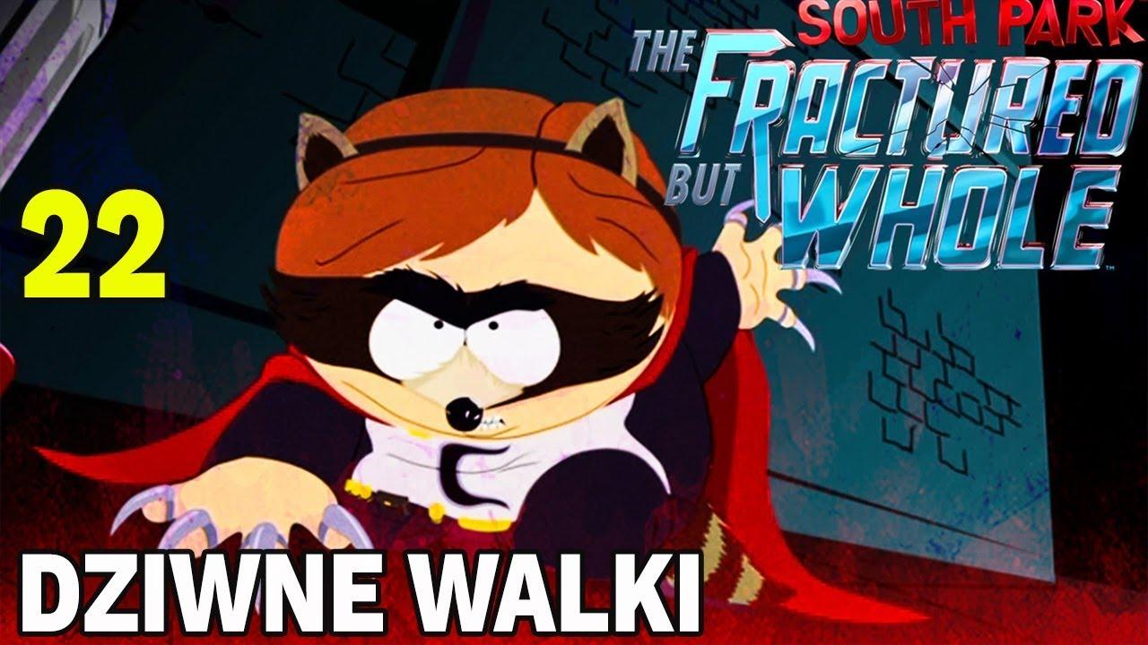 DWIE DZIWNE WALKI  –  South Park: The Fractured But Whole