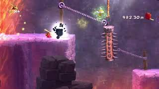 Rayman Legends Right, Right and farer Right