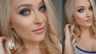 ANASTASIA BEVERLY HILLS DIPBROW POMADE EYEBROW TUTORIAL FOR BLONDES