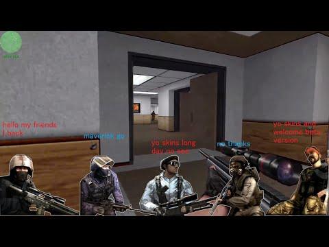 Counter Strike Condition Zero Mission Pack Condition Zero Tour Of Duty Beta(CT)#1