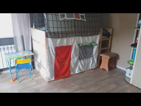 Кровать-Икея-Кюра