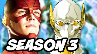 The Flash Season 3 and Flash Rebirth #1 Breakdown