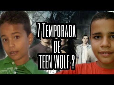 """7° Temporada De """"TEEN WOLF"""" Este Ano."""