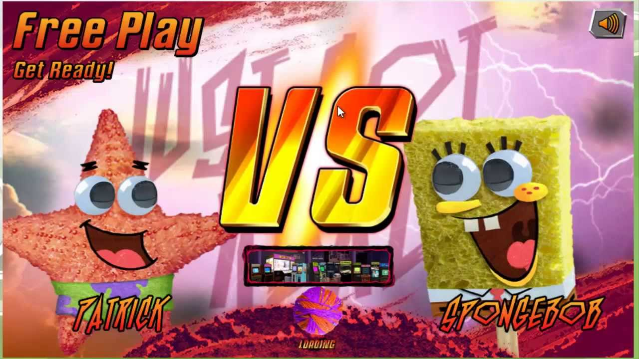 Nickelodeon Free Game Super Brawl 3 Games For Kids