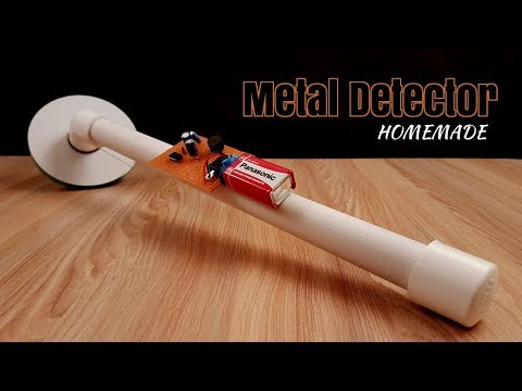 How to Make a Metal Detector at Home - Homemade