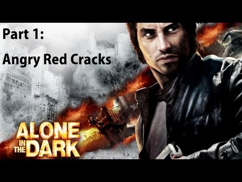 ALONE IN THE DARK 2008 - Angry Red Cracks (Pt.1)