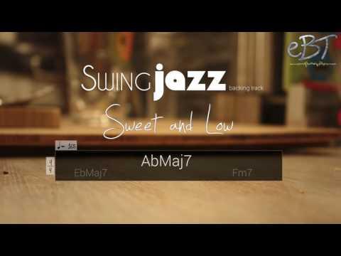 Swing Jazz Backing Track in C Minor | 165 bpm