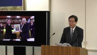 平成28年11月25日北九州市長定例記者会見
