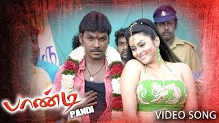 Pandi Tamil Movie | Song | Pattaiya Kelappu Video | Namitha, Raghava Lawrence