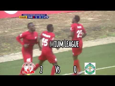 Ligi Kuu Ya Tanzania/Last week Highlits VPL Tanzania League1