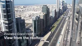 Silvester in Dubai - Jumeirah Beach Hotel/ Burj Al Arab
