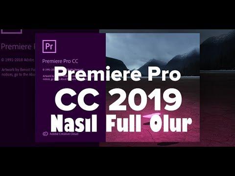 Adobe Premiere Pro 2019 Sorunsuz Bir Şekilde İndirme(bedava) / %100 kesin(virüssüz)