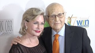 Norman Lear & Lyn Lear 17th Annual Women's Image Awards Red Carpet in Los Angeles