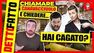 """Chiamare il Ristorante di Cannavacciuolo e chiedere """"Hai Cagato?"""" - [Detto Fatto Ep.28] - theShow"""