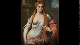 Alme luci beate - Giulio Caccini (c.1550 - 1618)