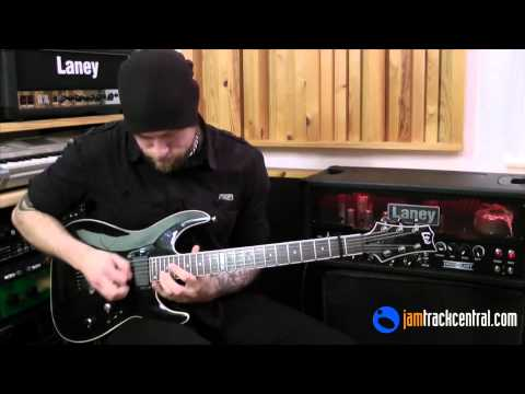Andy James 'Time and Time Again' (Full Length) from Custom Metal Series 2 | JTCGuitar.com