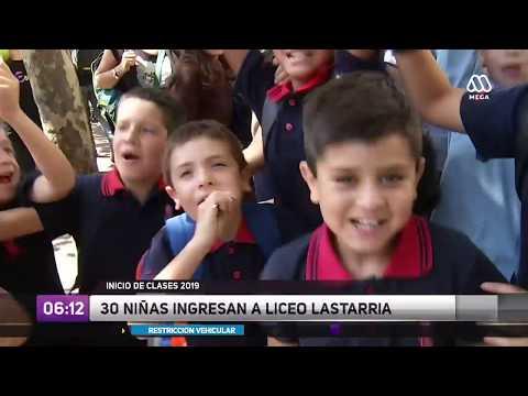 Liceo Lastarria recibir� mujeres por primera vez en su historia