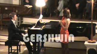 Lisa Stokke sings Gershwin Stairway to Paradise