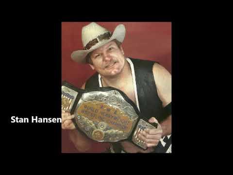 Greatest AWA World Heavyweight Championship(1960-1990)