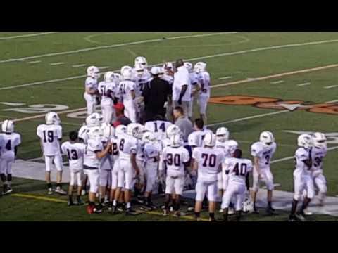 Homewood Middle School Jamboree vs. Bumpus Middle School at Hoover High School