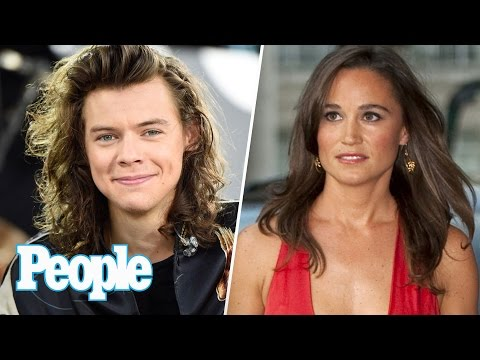 Harry Styles Premieres Debut Solo Single, Pippa Middleton's Wedding Details | People NOW | People